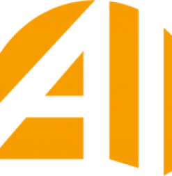 AI4ALL's logo with the letters A and I.